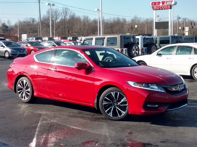 2017 Honda Accord Coupe EX CVT
