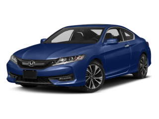 2017 Honda Accord Coupe EX Manual Coupe