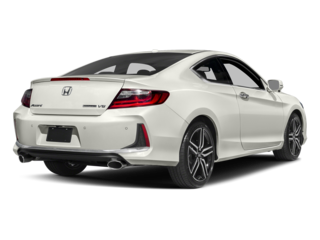 2017 Honda Accord Coupe Touring V6 Automatic Coupe