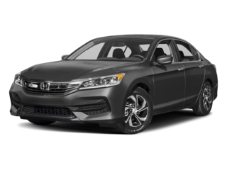 2017 Honda Accord Sedan LX Manual Sedan