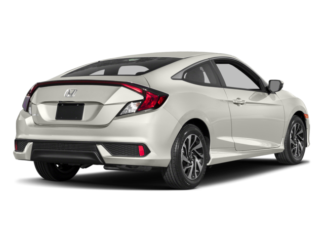 2017 Honda Civic Coupe LX Manual Coupe