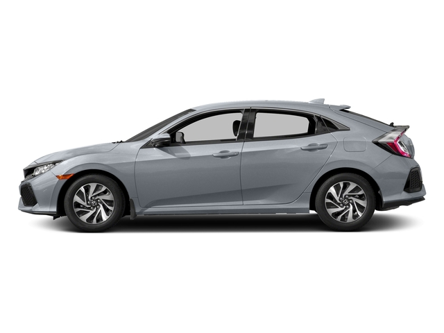 2017 Honda Civic Hatchback LX CVT