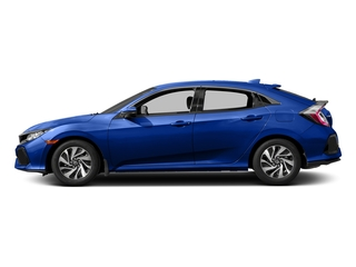 2017 Honda Civic Hatchback LX Manual