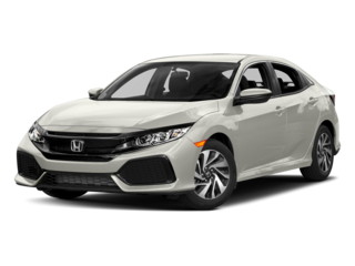 2017 Honda Civic Hatchback LX Manual Hatchback