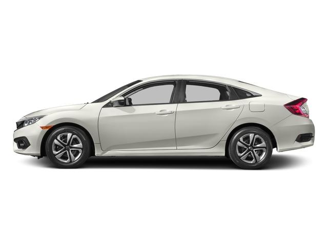 2017 Honda Civic Sedan Lx Cvt W Sensing