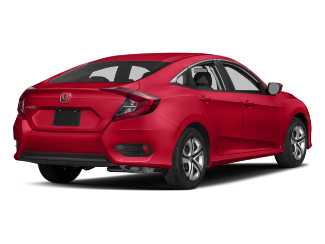 2017 Honda Civic Sedan LX Manual Sedan