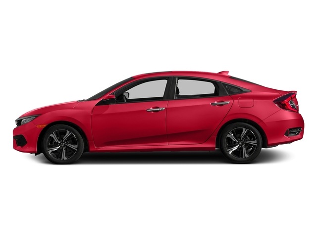 2017 Honda Civic Sedan Touring CVT