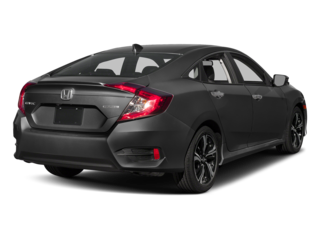 2017 Honda Civic Sedan Touring CVT Sedan
