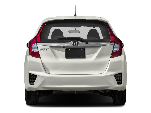 2017 Honda Fit EX Manual