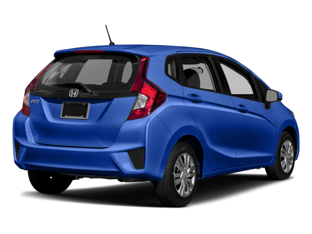 2017 Honda Fit LX Manual