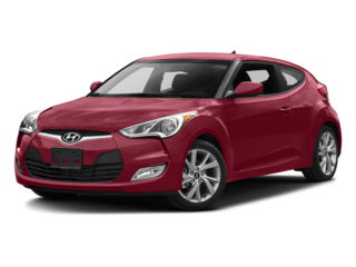 2017 Hyundai Veloster Manual