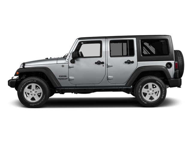2017 Jeep Wrangler Unlimited 4WD 4dr Willys Wheeler