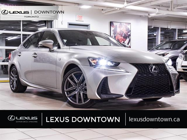 2017 Lexus IS 350 4dr Sdn AWD