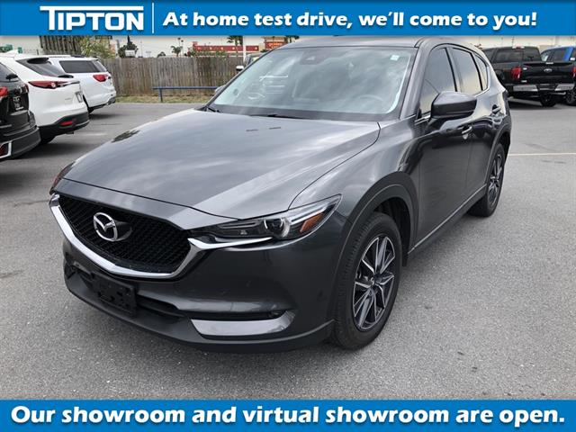 2017 Mazda CX-5 Grand Select FWD