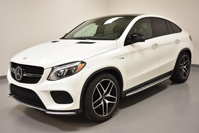 2017 Mercedes-Benz AMG GLE 43 AMG GLE 43 4MATIC Coupe