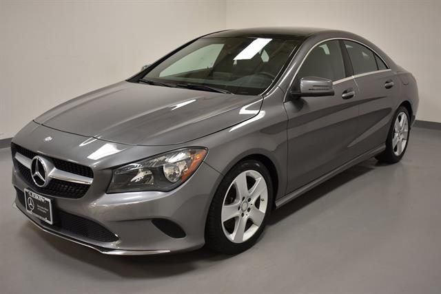 2017 Mercedes-Benz CLA 250 CLA 250 4MATIC Coupe