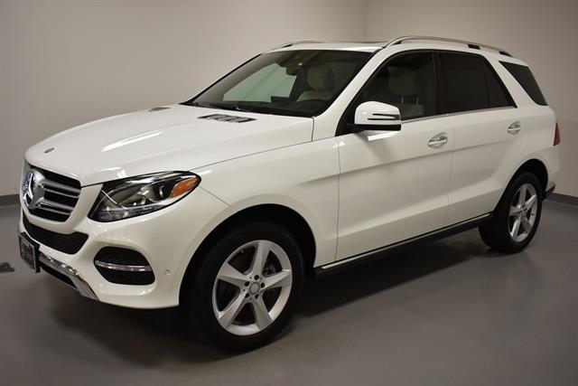 2017 Mercedes-Benz GLE 350 GLE 350 4MATIC SUV