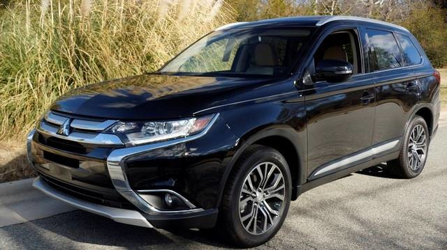 2017 Mitsubishi Outlander Se Car Image Ideas