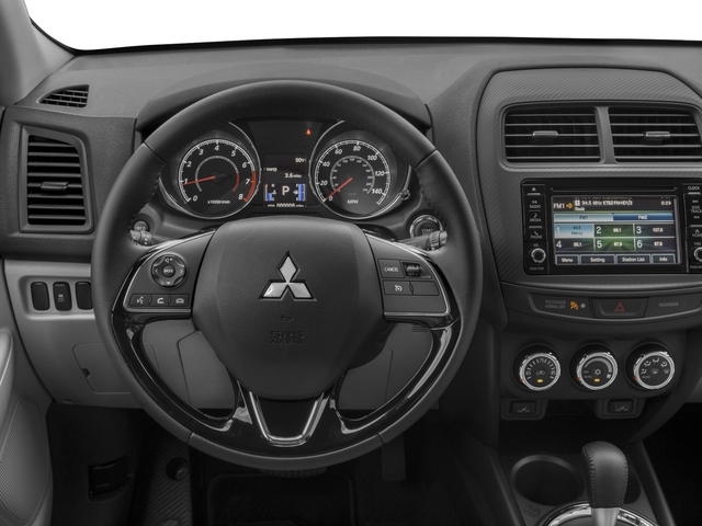 2017 Mitsubishi Outlander Sport ES 2.0 Manual
