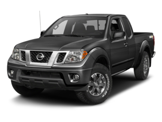 2017 Nissan Frontier King Cab 4x4 PRO-4X Auto