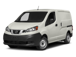 2017 Nissan NV200 Compact Cargo S 2.0L CVT
