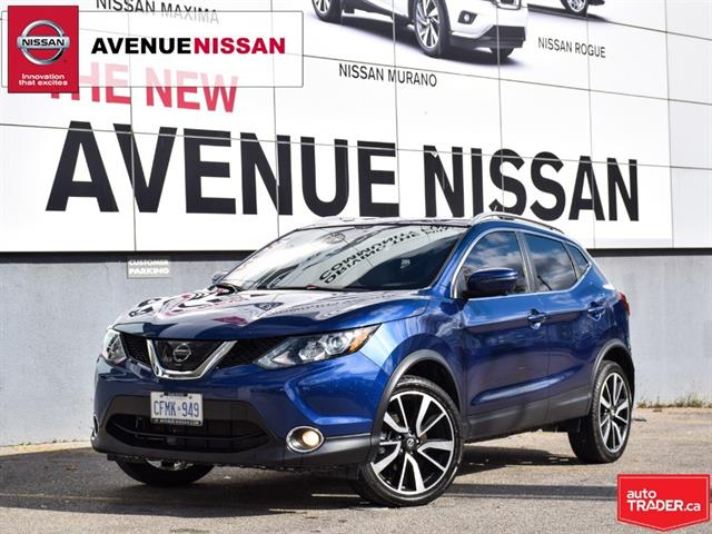 2017 Nissan Qashqai ***ONLY 8000KMS***SL***AWD***PRICED TO SELL**