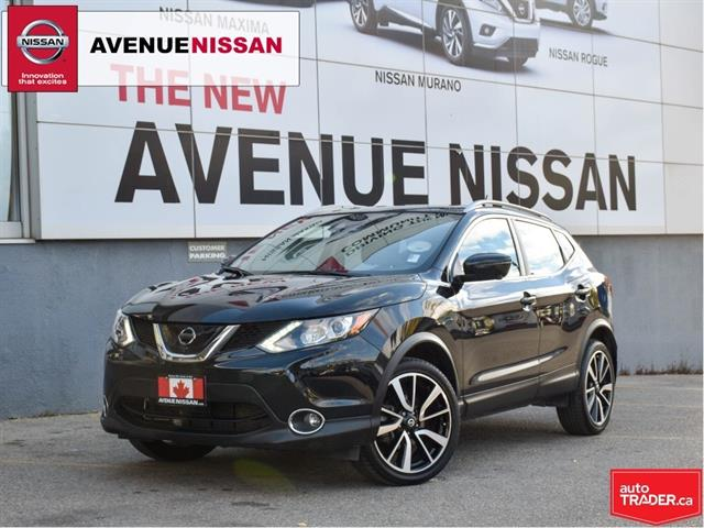 2017 Nissan Qashqai ***SL***AWD***NAVI REAR CAMERA***