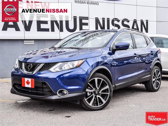 2017 Nissan Qashqai ***SL***LOADED***GREAT COLOR COMBO***ONLY***3000KMS***