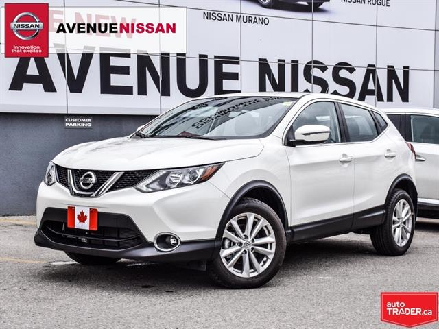 2017 Nissan Qashqai ***SV***ALL WHEEL DRIVE***ONLY 2000KMS***CALL US TODAY***