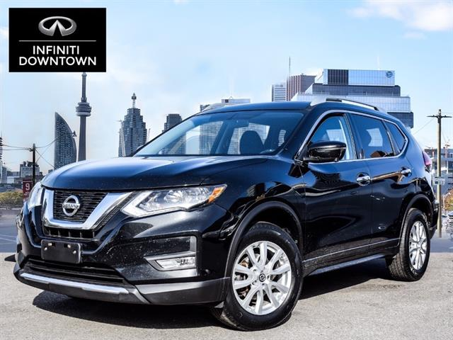 2017 Nissan Rogue AWD 4dr SV