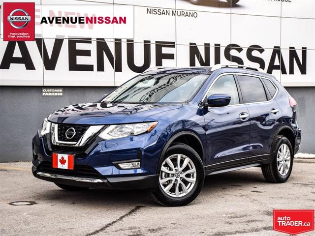 2017 Nissan Rogue ***ONLY 5000KMS***SV***AWD***PRICED RIGHT***