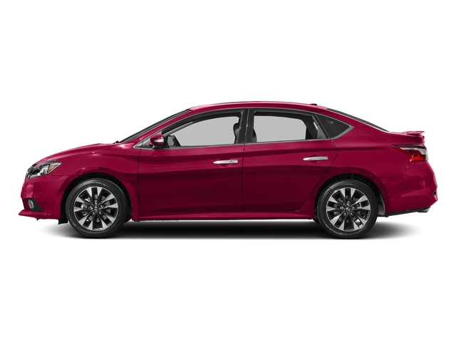 2017 Nissan Sentra SR Turbo Manual