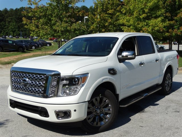 2017 nissan titan new and used nissan cars griffin ga cronic nissan 1n6aa1e60hn504631. Black Bedroom Furniture Sets. Home Design Ideas