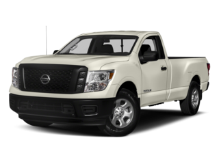 2017 Nissan Titan 4x2 Single Cab S