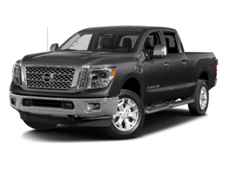 2017 Nissan Titan XD 4x2 Gas Single Cab S