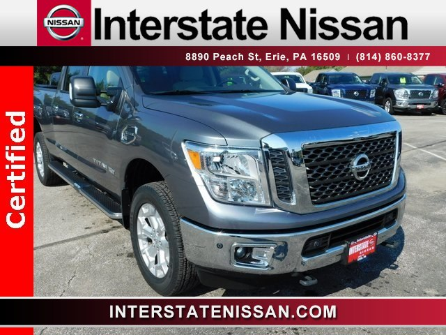 Nissan Erie Pa >> Certified Pre-Owned