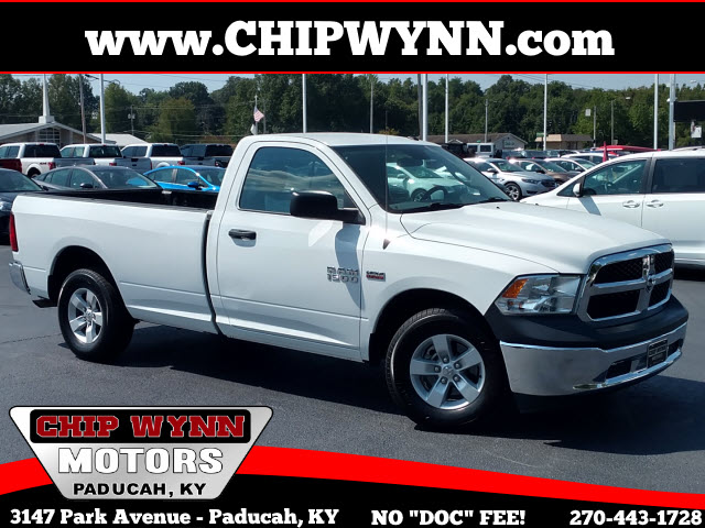 2017 Ram 1500 Tradesman 4x2 Regular Cab 8' Box