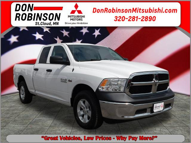 "2017 Ram 1500 Tradesman 4x4 Quad Cab 6'4"" Box"