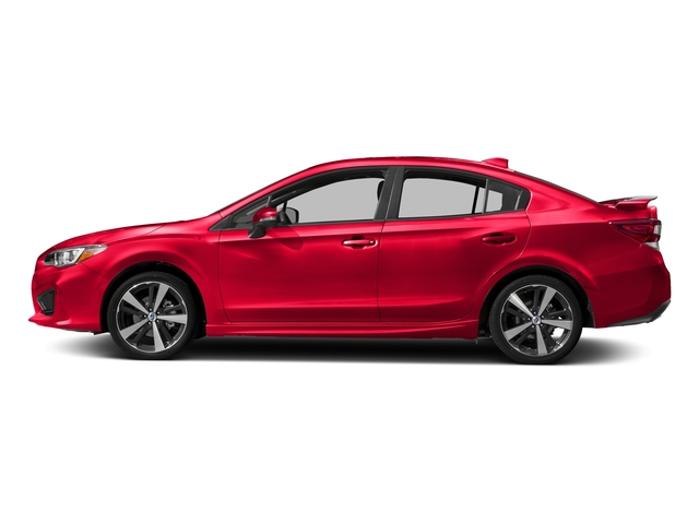 2017 Subaru Impreza 2.0i Sport 4-door Manual