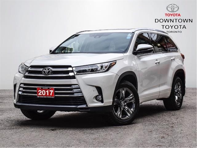 2017 Toyota Highlander AWD 4dr Limited