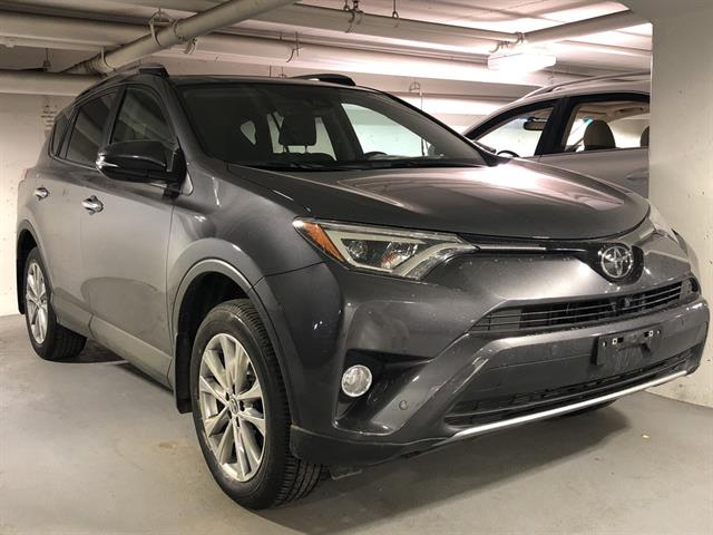 2017 Toyota RAV4 AWD 4dr Limited