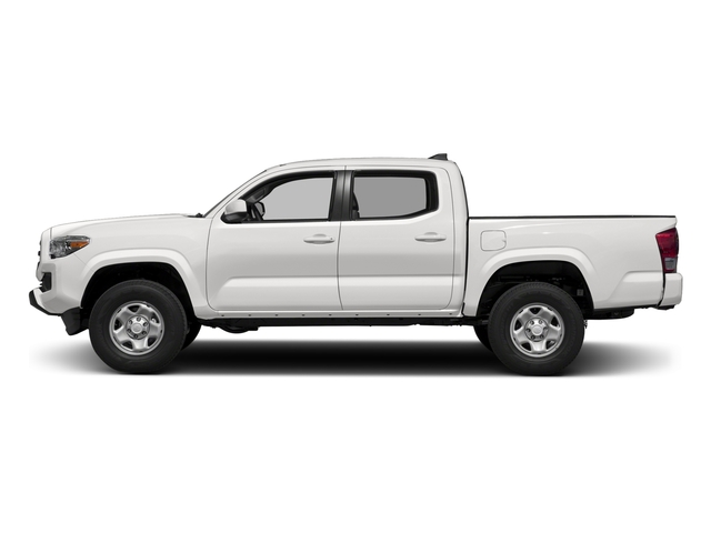 2017 Toyota Tacoma SR Double Cab 5' Bed V6 4x4 AT