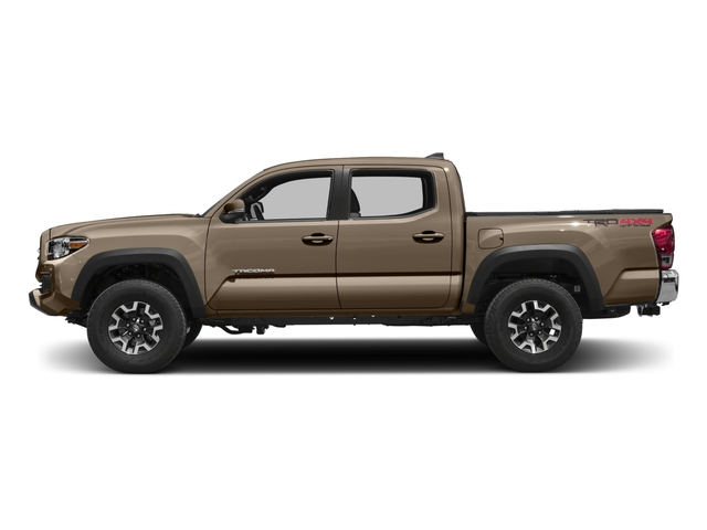 2017 Toyota Tacoma TRD Off Road Double Cab 5' Bed V6 4x4 MT