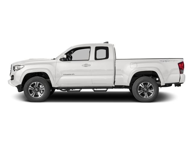 2017 Toyota Tacoma TRD Sport Access Cab 6' Bed V6 4x4 AT