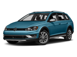 2017 Volkswagen Golf Alltrack 1.8T S Manual