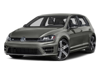 2017 Volkswagen Golf R 4-Door Manual