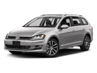 2017 Volkswagen Golf SportWagen 1.8T S Manual
