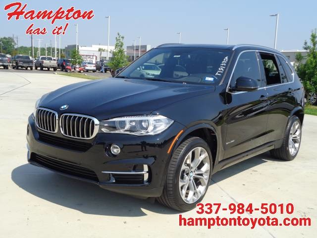 2018 BMW X5 sDrive35i sDrive35i Sports Activity Vehicle
