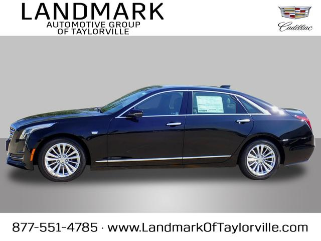 2018 Cadillac CT6 4dr Sdn 2.0L Turbo RWD