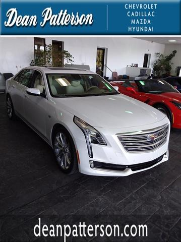 2018 Cadillac CT6 4dr Sdn 3.0L Turbo Platinum AWD